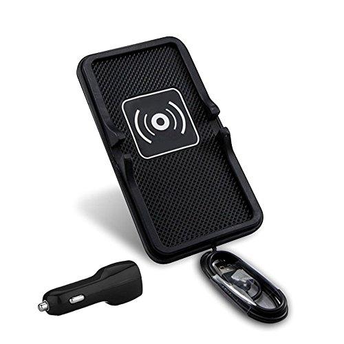 XBECO Auto-Wireless-Ladegerät Telefon-Halter, Standard-Dienstprogramm Auto-Ladegerät Schnellladegerät Note8 S8 S9 I8 X 8P Geräte