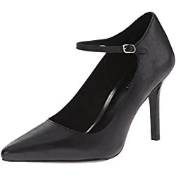 LAUREN by Ralph Lauren Frauen Pumps Schwarz Groesse 7 US /38 EU