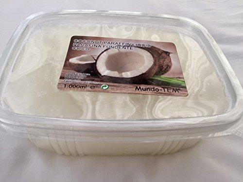 Mundo-TEM® - paraffine de coco, pots de 1 L