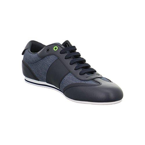Boss Green Lighter, Sneakers Basses Homme Bleu (Dark Blue 401)