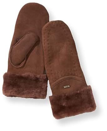 Emu Australia Otways Mittens Women's Gloves Red Earth X-Small/Small