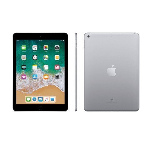 Apple iPad 6. Gen. WI-FI + Cellular 128 GB gr