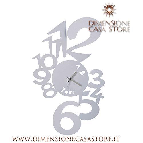 orologio lupin arti e mestieri alluminio