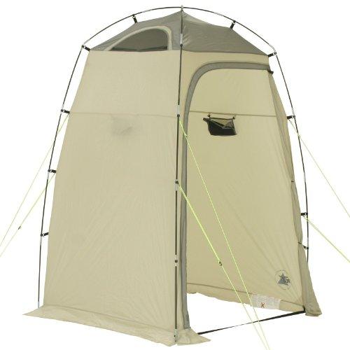 10T Camping-Zelt Greywater Duschzelt Umkleidezelt Toilettenzelt Beistellzelt mit Ablagefach, Belüftung, wasserdicht mit 5000mm Wassersäule