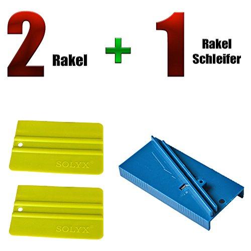 premium selection 87119 11272 Solyx Squeegee Green + Squeegee Grinder Car Stickers – Wandtattoo Sticking  – Folierung
