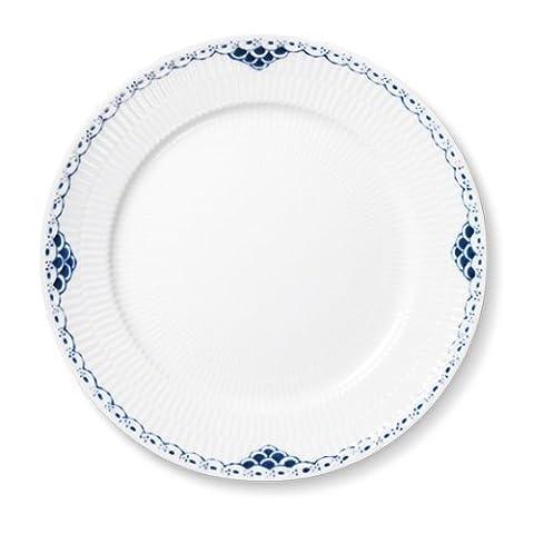 PRINCESS BLUE BUFFET DINNER PLATE PS by Royal Copenhagen