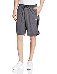 Fila Mens Cotton Shorts (8907302116687_12004329_Medium_Cha Mrl)