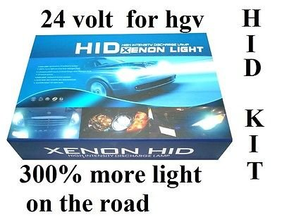Xenon HID Conversion Kit H11 8000 K für LKW-24 V der sunlight2012