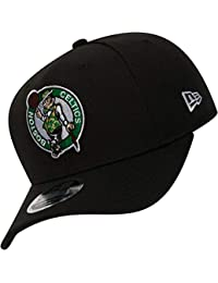 New Era Boston Celtics 9fifty Stretch Snapback cap Classic Black - S-M b4aab457012b