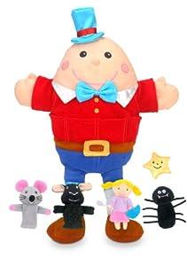 Fiesta Crafts - Marioneta de Dedos (T-2735) (Importado)