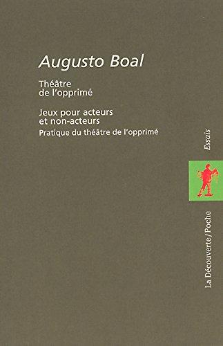 Augusto Boal, coffret 2 volumes par Augusto Boal