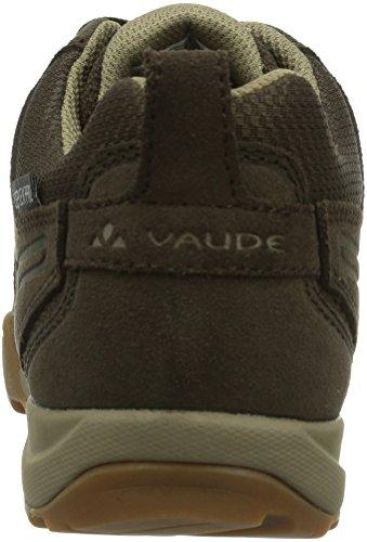 Vaude Grounder Ceplex Low Ii, Chaussures de ville à lacets femme Marron (Brown 500)