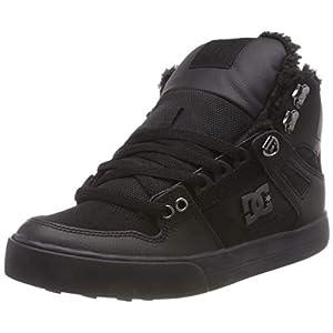 DC Shoes Herren Pure High Top Wc Winter Skateboardschuhe