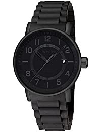 WENGER Unisex-Armbanduhr Analog Quarz Edelstahl 01.0341.112
