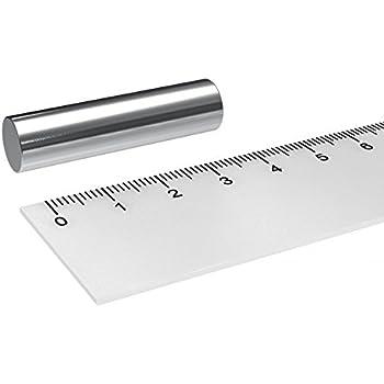 13 x 5 mm POWERMAGNET AXIAL MAGNETISIERT Grade N45 10x NEODYM SCHEIBEN