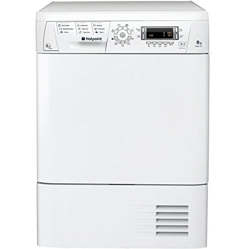 Hotpoint TDHP871RP 8kg Freestanding Heat Pump Tumble Dryer - White