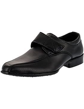 ALIZEA Zapatos de Cordones de Material Sintético para Niño