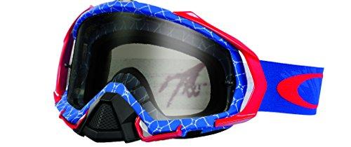 Oakley Crossbrille Mayhem Pro MX Reaper Blau