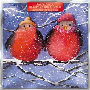 Hats Charity Christmas Cards Supports Multiple Charities ()