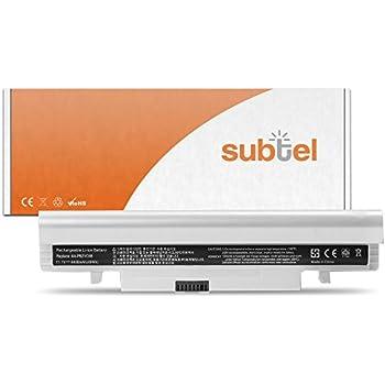 subtel® Batterie premium (4400mAh) pour Samsung N145 / N145 Plus / N150 / N150 Plus / NC10 Plus (Intel ATOM N450) AA-PB2VC6W Batterie de recharge, ordinateur Accu remplacement