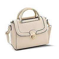 حقيبة كتف ريترو للنساء نمط الصيف حقيبة كروسبودي الجوف نمط كوري حقيبة يد لفتاة سيدة