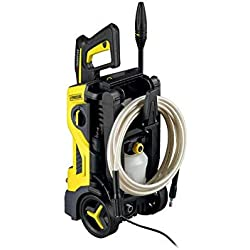 Parkside® PHD 135 B1 Nettoyeur haute pression 135 bar 1800 W 420 l/h – Nombreuses accessoires – Pompe en aluminium