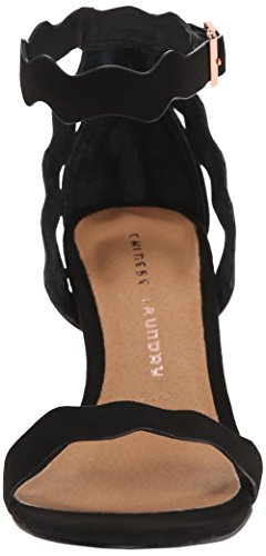 Chinese Laundry, Scarpe col tacco donna Black