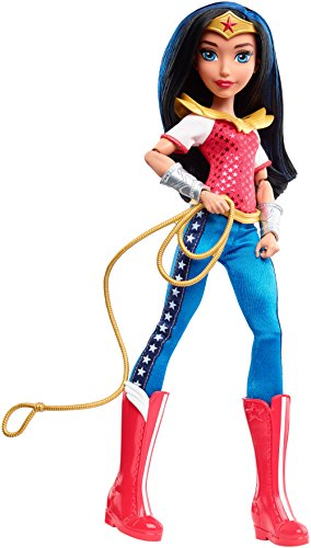 per Hero Girls Wonder Woman Action Puppe, 30 cm ()