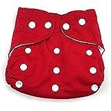Baby plástico pañales pañales cubrepañales tamaños ajustable higiénicas para pañales 4–15kg