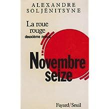 La Roue rouge, tome 2 : Deuxième Noeud - Novembre 16