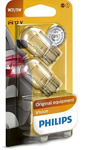 Philips 12066B2 Kugellampe Vision W21/5W -