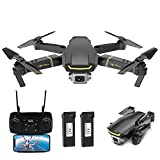 Goolsky Global Drone GW89 RC Droni con Fotocamera 1080P WiFi FPV Gesture Foto Video Altitude Hold...