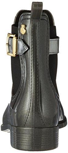 Lemon Jelly Damen Garda Chelsea Boots Grau (Metal Grey)
