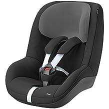 Maxi-Cosi Pearl - Asiento infantil para coche (grupo 1: 9-18 kg, acoplable a la base FamilyFix)