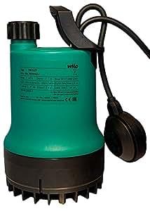 Wilo 4048412 Drain TM 32/7 Pompe Submersible Pour Eaux Claires Et Usées