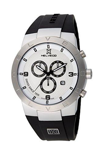 Helveco 01H01652AAN - Reloj color negro