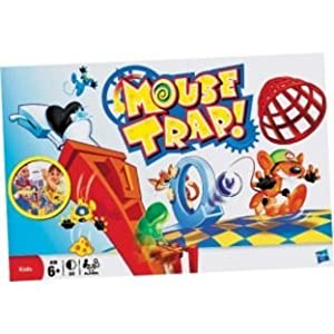 Mousetrap Board Game from Hasbro Gaming (339048422)