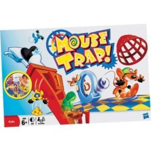 Mousetrap Board Game by Hasbro Gaming (339048422)
