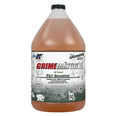 Double K Grimeinator Shampoo, 3.8 Liter by CHUSQ