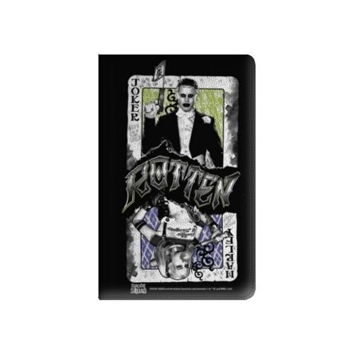 Leather flip Case schale Ipad 9.7 (NO VERSION PRO 9.7) WB License Suicide Squad - carte N A-la-carte-schalen