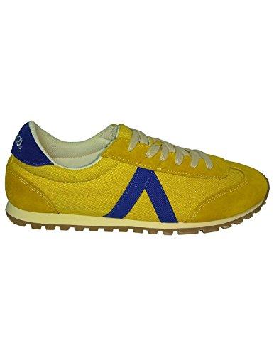El-Ganso-Zapatillas-RWALKING-Amarillas