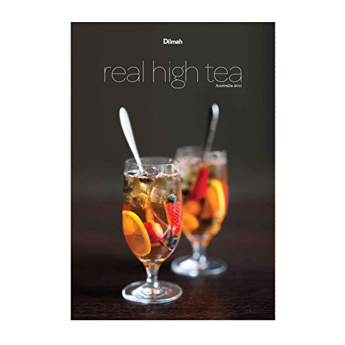 dilmah-real-high-tea-recipes-volume-1-english-edition