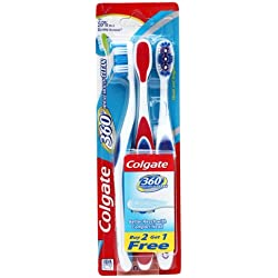 Colgate Toothbrush - 360 Degree Whole Mouth Clean (Saver Pack)