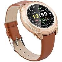 Hombres Reloj Inteligente IP67 Impermeable Smartwatch Monitor de Ritmo Cardíaco Múltiples Modelo de Deporte Calorías Burning