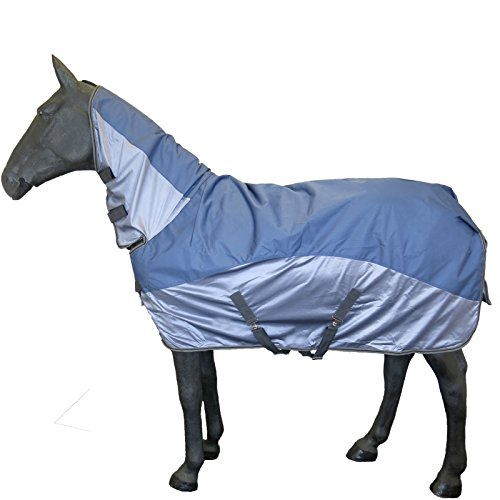 Best-On-Horse-Waterproof-Breathable-UV-Protection-Full-Neck-Fly-Rug-Combo-Sheet-All-Sizes-Colours-40-70
