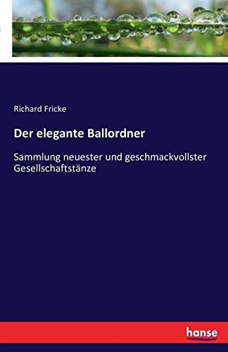 Der elegante Ballordner