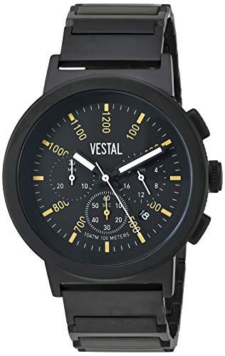 Vestal, orologio da uomo'Retrofocus Chrono Metal', al quarzo, in acciaio...
