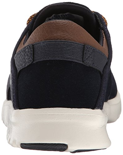 Etnies Scout, Chaussures de skateboard homme Navy/Brown/White