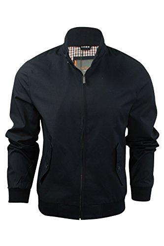 ben-sherman-chaqueta-chaqueta-clasico-manga-larga-para-hombre-azul-classic-navy-x-large