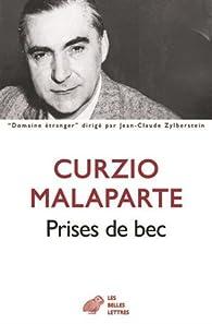 Prises de bec par Curzio Malaparte